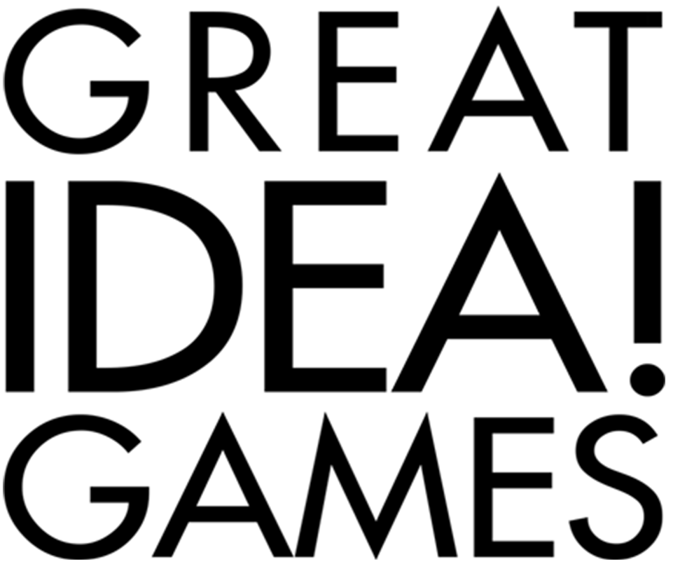 Great Ideas. Great games. Guaranteed.